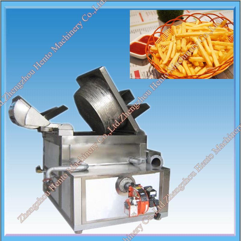 Potato Chips Frying Machine/French Fried Potatoes Machine