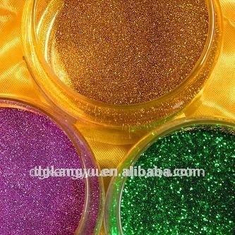 glitter machine