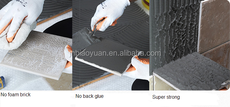 Carpet tiles laying glue flooring tile adhesive factory