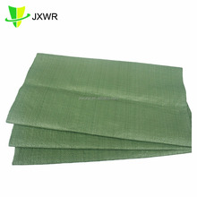 Super cheap recycled pp flood control sand sack polypropylene woven 50kg fertilizer bags in stock