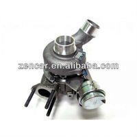 Application of KIA Sorento 2.5 CRDi turbo BV43 282004A470FF