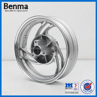 Top quality forged aluminum motorcycle wheels