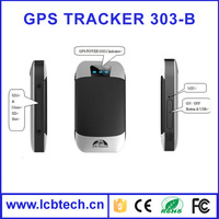 Good quality bike gps tracker gps tracker mini gps tracker 303B with Support SMS/GPRS/Internet Network data transmission