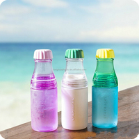 500ml BPA Free Plastic Water Bottle, Sunny Bottle, Starbucks Bottle