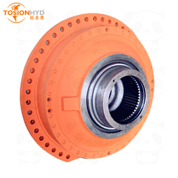 High efficiency Replacement spare parts hydraulic drive motor hagglunds motor