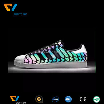 Stretch hot melt adhesive tpu film for reflective cloth or shoes