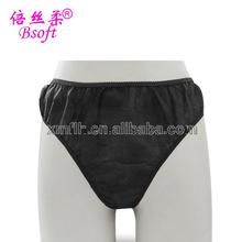 Hospital Disposable Medical Ladies Paper Panties For Women