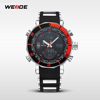 WEIDE Mens Watches Top Brand Watch Men Sports Luxury watch Multi-functional Analog Quartz Digital Smart Watch