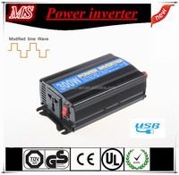 hot sale 300W solar power inverter converter for home DC to AC,12/24V auto