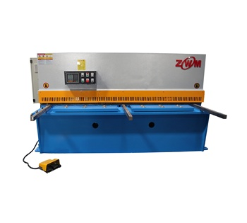 hydraulic metal plate hand leve shearing machine 6mm for sale used taiwan design specifications