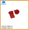 silicone water one way flow valve/color customized duckbill check valve