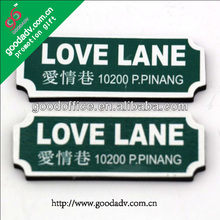 Factory Directly Selling Promotional Gift Paper Fridge Magnets