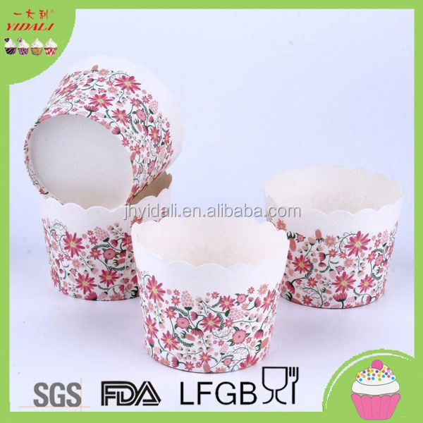 custom shape cake cup mold,aluminum cake mould,kertas cup cake cup cake paper