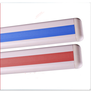 Customized size High Impact Resistance PVC Bumper Guard