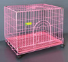 Metal Dog Cage Kennel Sturdy Pet Puppy Crate Kennel dog 605R