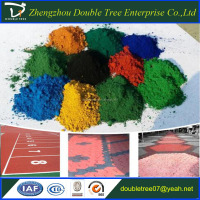 pigment iron oxide powder used for colored paver brick/paint/asphalt/concrete mixing