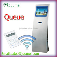 19 inch multifunction electronic numbering queue system