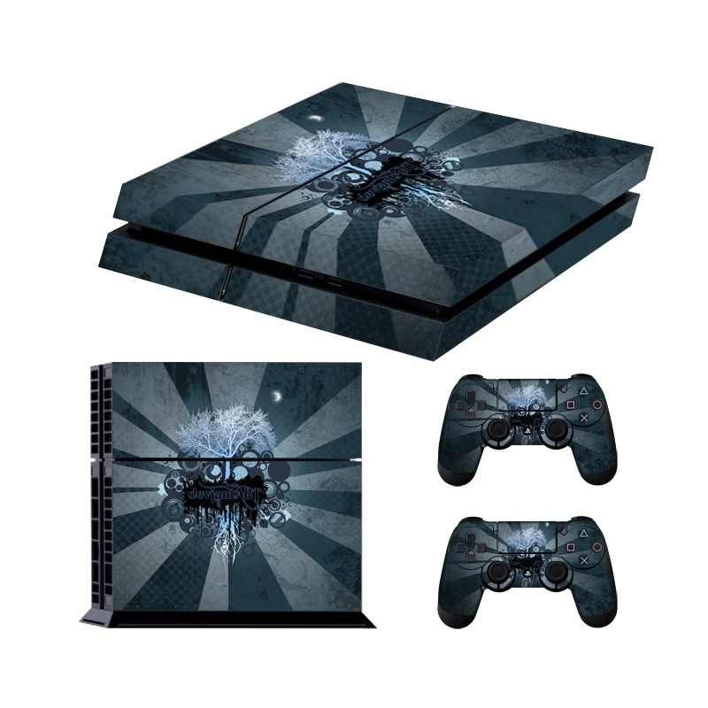 Favorable price volcano decal sticker for ps4 skin 2 controller skin