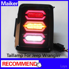 new model Europe Taillamp for jeep lights rear light for jeep wrangler 2007+ vehicle accessories
