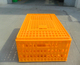 Plastic live poultry Transport Cage for broiler chicken
