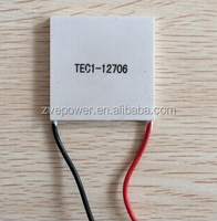 High Performance TEC1 - 12706 Thermoelectric Cooler Peltier Cooling chip 12V 60W 6A