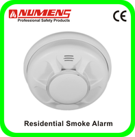 9V Interconnect Lithium Battery Smoke alarm