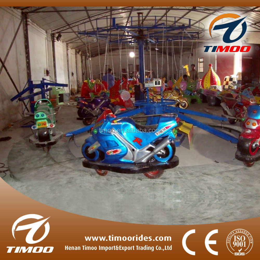 Exciting amusement park thrill rides amusement ride sales motorcycle race/ mechanical rides for sale