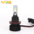 Super bright 8000LM 60W T8 led headlight without ballast 9005 9007 h11 h4 h10 h7 led headlight for bikes