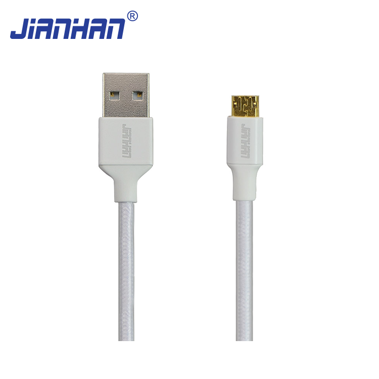 wholesale high speed nylon braided rj45 male to usb male cable