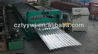 steel roof sheets machine china canton fair 2014 Standard Automatic
