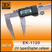 digital calipers with lcd display without upper jaw
