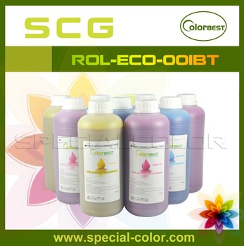 Wide Format Printer ink Eco Sovent Ink