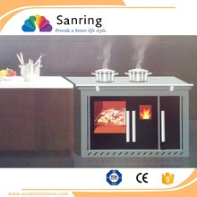 Pellet cooking stove ,biomass cooking stove pellet