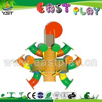 2015 Wenzhou East latest outdoor wooden toys for 3-12 years old kids
