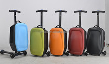 Original factory micro suitcase scooter, trolley luggage bag, folding trolley luggage with high quality