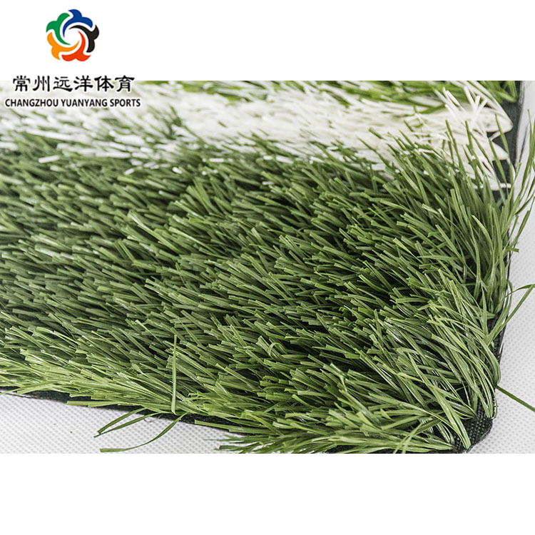 Wear-resisting and fire resistance simulation artificial grass for football soccer field lawn