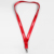 New custom personalized neck strap printed polyester lanyard for holding card