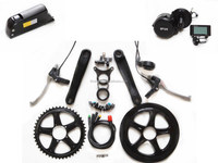 Bafang central engine electric bicycle conversion kit 48v 1000w mid drive motor