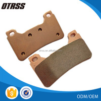 Sintered copper motorcycle front brake pads FA390 for Honda CBR600 RR5-RR9 05-11