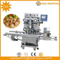 Special classical beef meatball encrusting machine