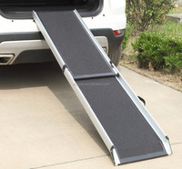 Super Secure Telescopic 6FT Pet Ramp
