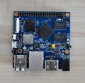 1GB Banana Pi M2+ Super to Raspberry Pi dual ethernet