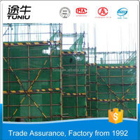 Best Seller and Good Service Provided by Direct Factory HDPE Scaffolding Debris mesh safety net/Construction Safety Nets/buildin