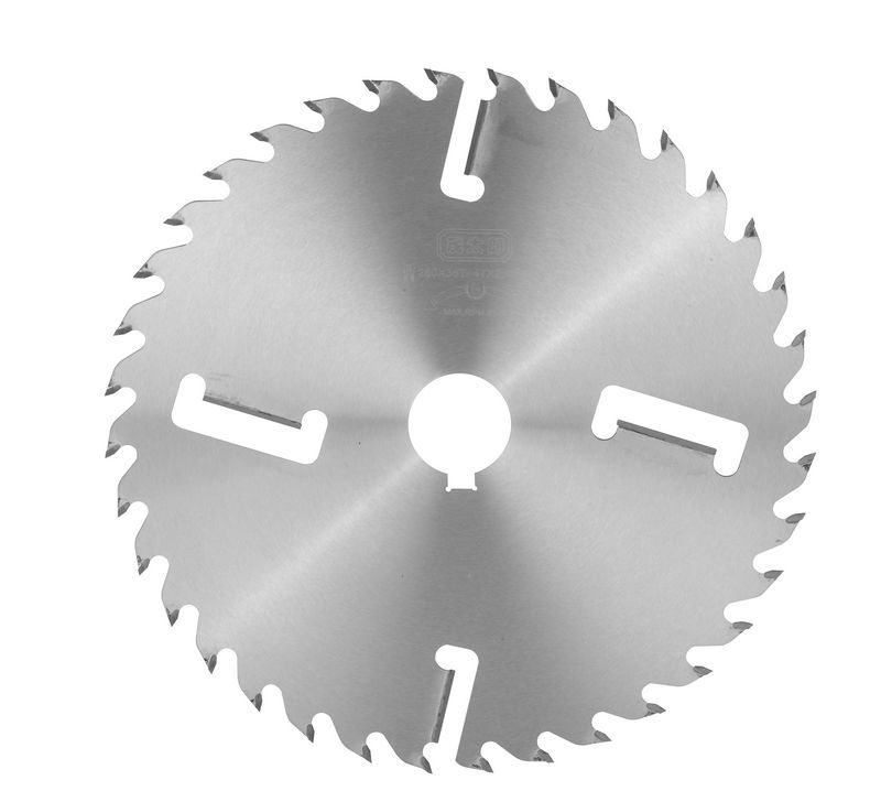 "12"" TCT High Quality Woodworking Circular Saw Blade - MTL"