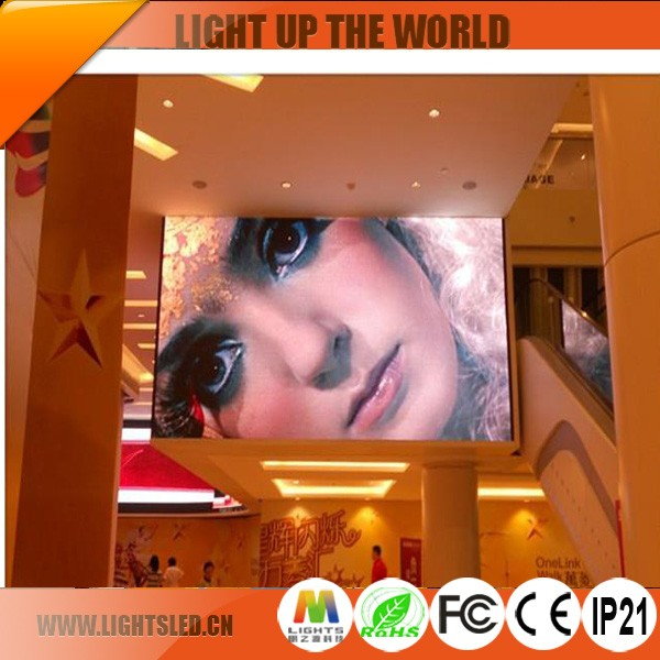 P5 indoor network Good Price Shopping Center led Commercial Advertising Display Screen/led Display for /bus/hospital