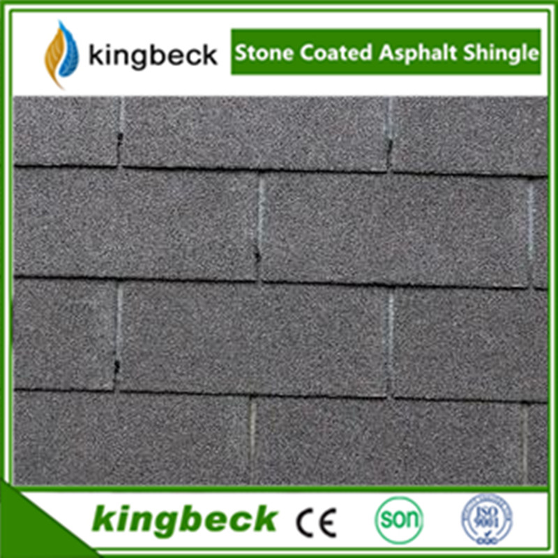 Colored Hexagon Mosaic Asphalt Roofing Shingles With Cheaper Price