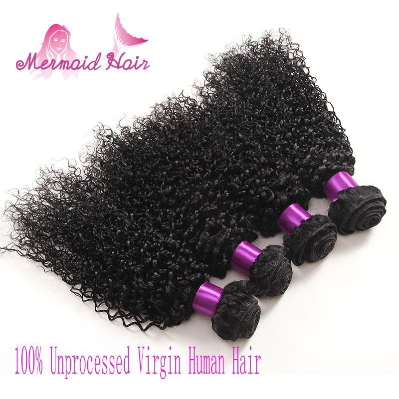2016 Best Selling Cheap Virgin Products Hair Pieces Kinky Afro Curly