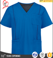 Man's classic navy bule medical staff uniform Doctors Nurse Staff Hospital Uniforms