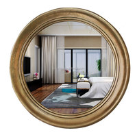 OY-476 contemporary and contracted Europe type restoring ancient ways round bathroom hanging mirrors