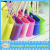 2013 new producet dongguan beautiful Lady silicone shopping bag /silicone women bag